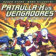 Cómics: PATRULLA X CONTRA VENGADORES. Lote 238347420