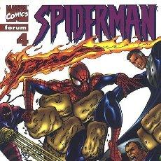 Cómics: SPIDERMAN VOL.3 Nº 4 - FORUM LOMO ROJO PERFECTO ESTADO. Lote 238477630