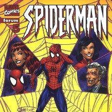 Cómics: SPIDERMAN VOL.3 Nº 5 - FORUM LOMO ROJO PERFECTO ESTADO. Lote 238478465