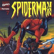 Cómics: SPIDERMAN VOL.3 Nº 7 - FORUM LOMO ROJO PERFECTO ESTADO. Lote 238478670
