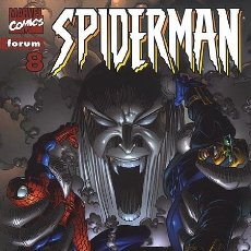 Cómics: SPIDERMAN VOL.3 Nº 8 - FORUM LOMO ROJO PERFECTO ESTADO. Lote 238478760