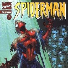 Cómics: SPIDERMAN VOL.3 Nº 9 - FORUM LOMO ROJO PERFECTO ESTADO. Lote 238478890