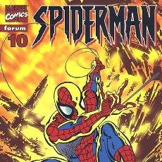 Cómics: SPIDERMAN VOL.3 Nº 10 - FORUM LOMO ROJO PERFECTO ESTADO. Lote 238479010