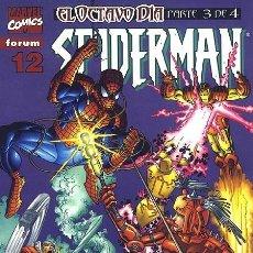 Cómics: SPIDERMAN VOL.3 Nº 12 - FORUM LOMO ROJO PERFECTO ESTADO. Lote 238479295