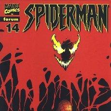 Cómics: SPIDERMAN VOL.3 Nº 14 - FORUM LOMO ROJO PERFECTO ESTADO. Lote 238480265