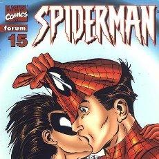 Cómics: SPIDERMAN VOL.3 Nº 15 - FORUM LOMO ROJO PERFECTO ESTADO. Lote 238480360