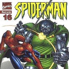 Cómics: SPIDERMAN VOL.3 Nº 16 - FORUM LOMO ROJO PERFECTO ESTADO. Lote 238480420