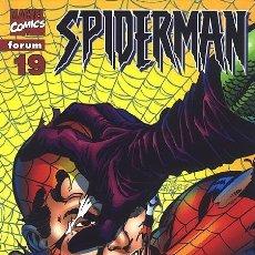 Cómics: SPIDERMAN VOL.3 Nº 19 - FORUM LOMO ROJO PERFECTO ESTADO. Lote 238480630