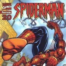 Cómics: SPIDERMAN VOL.3 Nº 20 - FORUM LOMO ROJO PERFECTO ESTADO. Lote 238480735