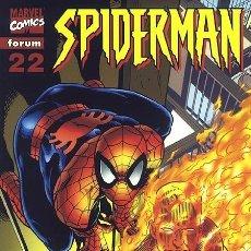 Cómics: SPIDERMAN VOL.3 Nº 22 - FORUM LOMO ROJO PERFECTO ESTADO. Lote 238480860