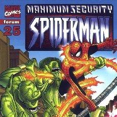 Cómics: SPIDERMAN VOL.3 Nº 25 - FORUM LOMO ROJO PERFECTO ESTADO. Lote 238481140