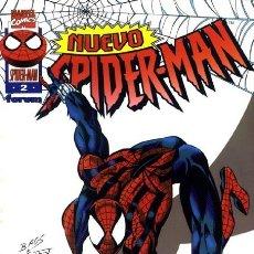 Cómics: NUEVO SPIDERMAN VOL.1 Nº 2 FORUM LOMO NEGRO PERFECTO ESTADO. Lote 238488060