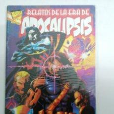 Cómics: RELATOS DE LA ERA DEL APOCALIPSIS -1998 - PROTAGONIZADO POR FACTOR-X. Lote 238494990