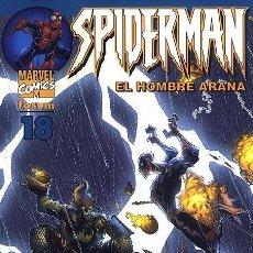 Cómics: SPIDERMAN: EL HOMBRE ARAÑA VOL.1 Nº 18 - FORUM LOMO AZUL PERFECTO ESTADO. Lote 238500195