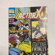 Comics: FACTOR X. Nº 76 - LA CANCIÓN DEL VERDUGO. PARTE 6. MARVEL COMICS. COMICS FORUM.. Lote 238580895