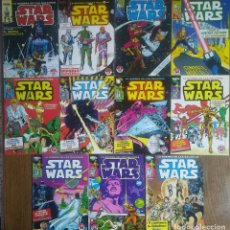 Comics: STAR WARS 1,2,5,9,10,11,12,13,14,15,16. Lote 238689375