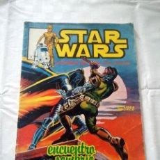 Cómics: STAR WARS. GUERRA DE LAS GALAXIAS. Nº 6. ENCUENTRO SOMBRIO.. Lote 238836540