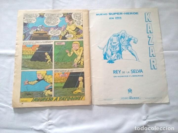 Cómics: STAR WARS. GUERRA DE LAS GALAXIAS. Nº 6. ENCUENTRO SOMBRIO. - Foto 3 - 238836540