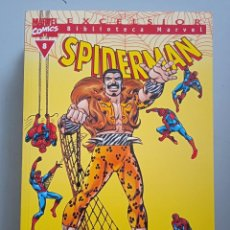 Cómics: SPIDERMAN EXCELSIOR BIBLIOTECA MARVEL 8-FORUM. Lote 238916010