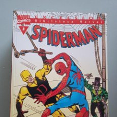 Cómics: SPIDERMAN 3 EXCELSIOR BIBLIOTECA MARVEL 3-FORUM. Lote 238916200