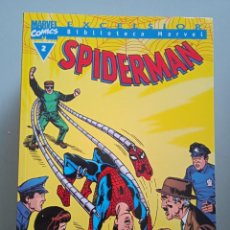 Cómics: SPIDERMAN 2 EXCELSIOR BIBLIOTECA MARVEL 3-FORUM. Lote 238916260