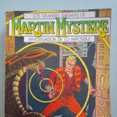 Cómics: LOS GRANDES ENIGMAS DE MARTIN MYSTERE 1-ZINCO. Lote 238916945
