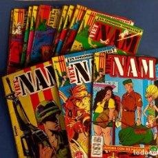 Cómics: LOS 20 PRIMEROS NUMEROS DE VIET-NAM -FORUM. Lote 239406720