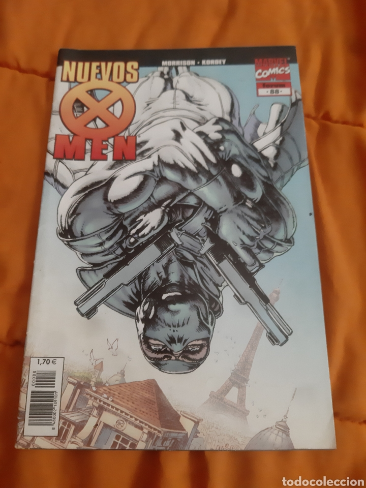 CÓMIC NUEVOS X MEN (N° 88) FORUM 2.003 (Tebeos y Comics - Forum - Nuevos Mutantes)