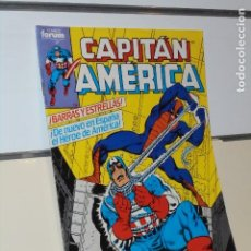 Comics: CAPITAN AMERICA VOL. 1 Nº 1 - FORUM. Lote 239440005