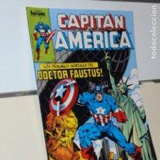 Comics: CAPITAN AMERICA VOL. 1 Nº 5 - FORUM. Lote 239441915