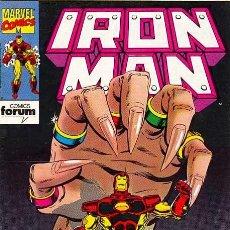 Cómics: IRON MAN VOLUMEN 2 NÚMERO 7 (FORUM). Lote 239445635
