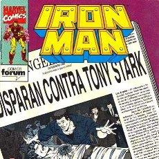 Cómics: IRON MAN VOLUMEN 2 NÚMERO 9 (FORUM). Lote 239445870