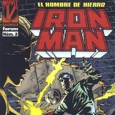 Cómics: IRON MAN VOLUMEN 3 NÚMERO 2 (FORUM). Lote 239446335