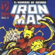 Cómics: IRON MAN VOLUMEN 3 NÚMERO 3 (FORUM). Lote 239446650