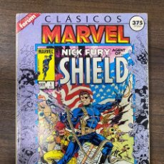 Cómics: CLÁSICOS MARVEL. NICK FURY, AGENT OF SHIELD. COMICS FORUM. CONTIENE 5 NUMEROS. LEER.. Lote 239593185