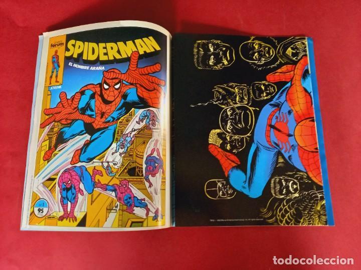 Cómics: MARVEL POSTER BOOK - SPIDERMAN Y LOBEZNO - - Foto 2 - 239751370