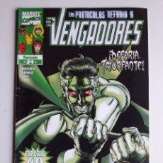 Comics : VENGADORES VOL 3 NUM 34. ED FÓRUM. Lote 239752285