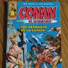 Cómics: CONAN EL BÁRBARO, N°54, LOS HERMANOS DE LA ESPADA, 2° EDICIÓN, FORUM.. Lote 239813635