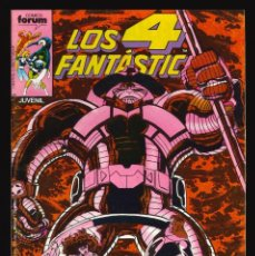 Cómics: LOS 4 FANTÁSTICOS (VOL. 1) - COMICS FORUM / NÚMERO 46. Lote 239827670