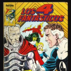 Cómics: LOS 4 FANTÁSTICOS (VOL. 1) - COMICS FORUM / NÚMERO 49. Lote 239835825