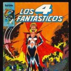 Cómics: LOS 4 FANTÁSTICOS (VOL. 1) - COMICS FORUM / NÚMERO 55. Lote 239836415