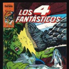 Cómics: LOS 4 FANTÁSTICOS (VOL. 1) - COMICS FORUM / NÚMERO 57. Lote 239843870