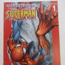 Cómics: ULTIMATE SPIDERMAN Nº 1 FORUM BUEN ESTADO MUCHOS EN VENTA MIRA TUS FALTAS ARX62. Lote 277144968