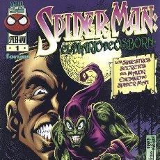 Cómics: SPIDER-MAN: EL DIARIO DE OSBORN - FORUM. SPIDERMAN.. Lote 239958015