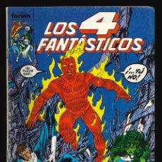 Cómics: LOS 4 FANTÁSTICOS (VOL. 1) - COMICS FORUM / NÚMERO 62. Lote 240009900