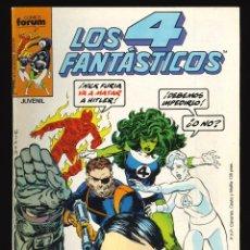 Cómics: LOS 4 FANTÁSTICOS (VOL. 1) - COMICS FORUM / NÚMERO 64. Lote 240010080
