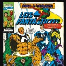 Cómics: LOS 4 FANTÁSTICOS (VOL. 1) - COMICS FORUM / NÚMERO 99. Lote 240010520