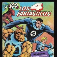 Cómics: LOS 4 FANTÁSTICOS (VOL. 1) - COMICS FORUM / NÚMERO 100. Lote 240010830