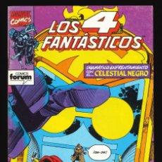 Cómics: LOS 4 FANTÁSTICOS (VOL. 1) - COMICS FORUM / NÚMERO 101. Lote 240017095