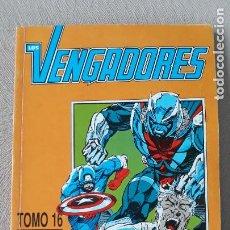 Cómics: LOS VENGADORES FORUM VOLUMEN VOL. 1 RETAPADO Nº 116 AL 120. Lote 240070075